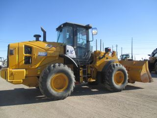2014 Kawasaki 70z7 Wheel Loader photo