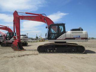 2012 Lbx 250x3 Excavator photo