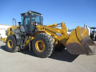 2013 Kawasaki 80z7 Wheel Loader photo