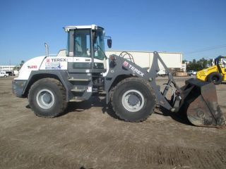 2011 Terex Tl210 Wheel Loader photo