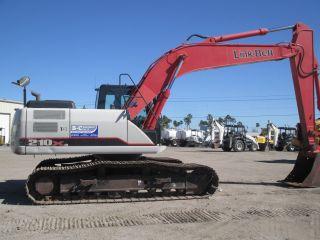 2012 Lbx 210x3 Excavator photo