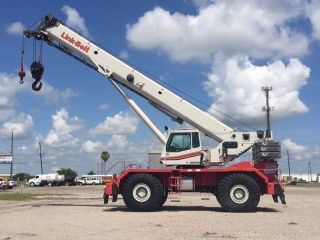 2008 Link - Belt Rtc8090 Ii Rough Terrain Crane photo