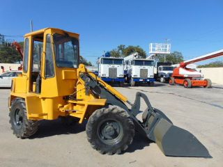 2001 Volvo Zl - 402c Articulating Tire / Wheel Loader