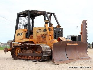 1980 Case 850b Dozer - Crawler Dozer - 31 Pics photo