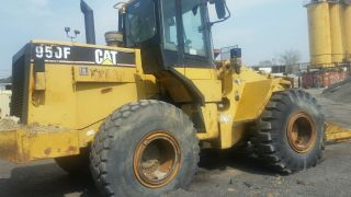 Caterpillar 950f 2 Series Loader photo