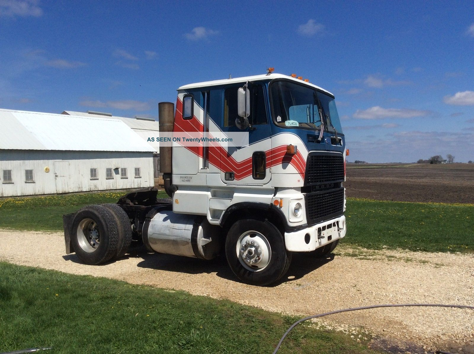 Ford Cl Cabover Craigslist | Autos Post