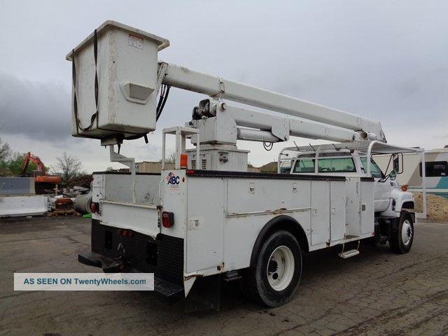 1998 Gmc Sierra 3500 Boom Truck Bucket Truck Html Autos Weblog