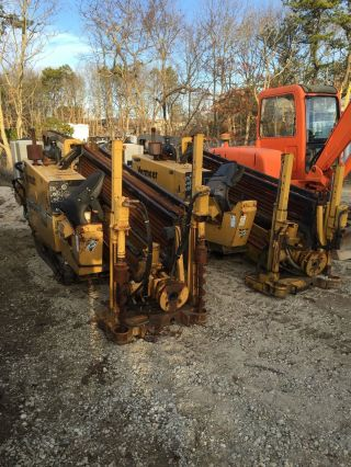 2000 Vermeer D16x20a Directional Drill Hdd photo
