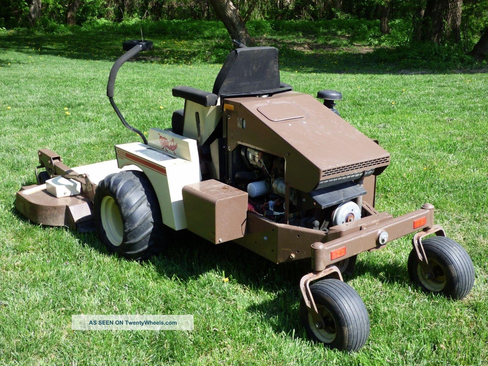Grasshopper 928d Kubot...