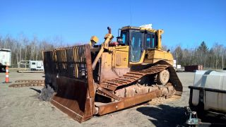 1997 Caterpillar D6r Lgp Dozer photo