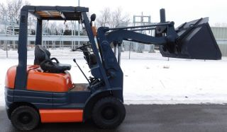 Toyota 6sgl7 Wheel Loader Shovel Loader photo