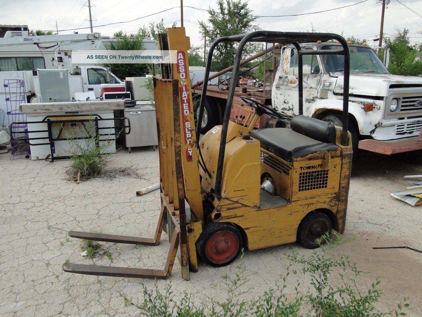 Vintage Forklifts Related Keywords Vintage Forklifts