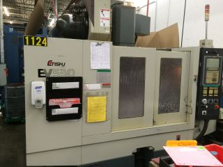 Enshu Ev530 Vertical Machining Center (2000) photo