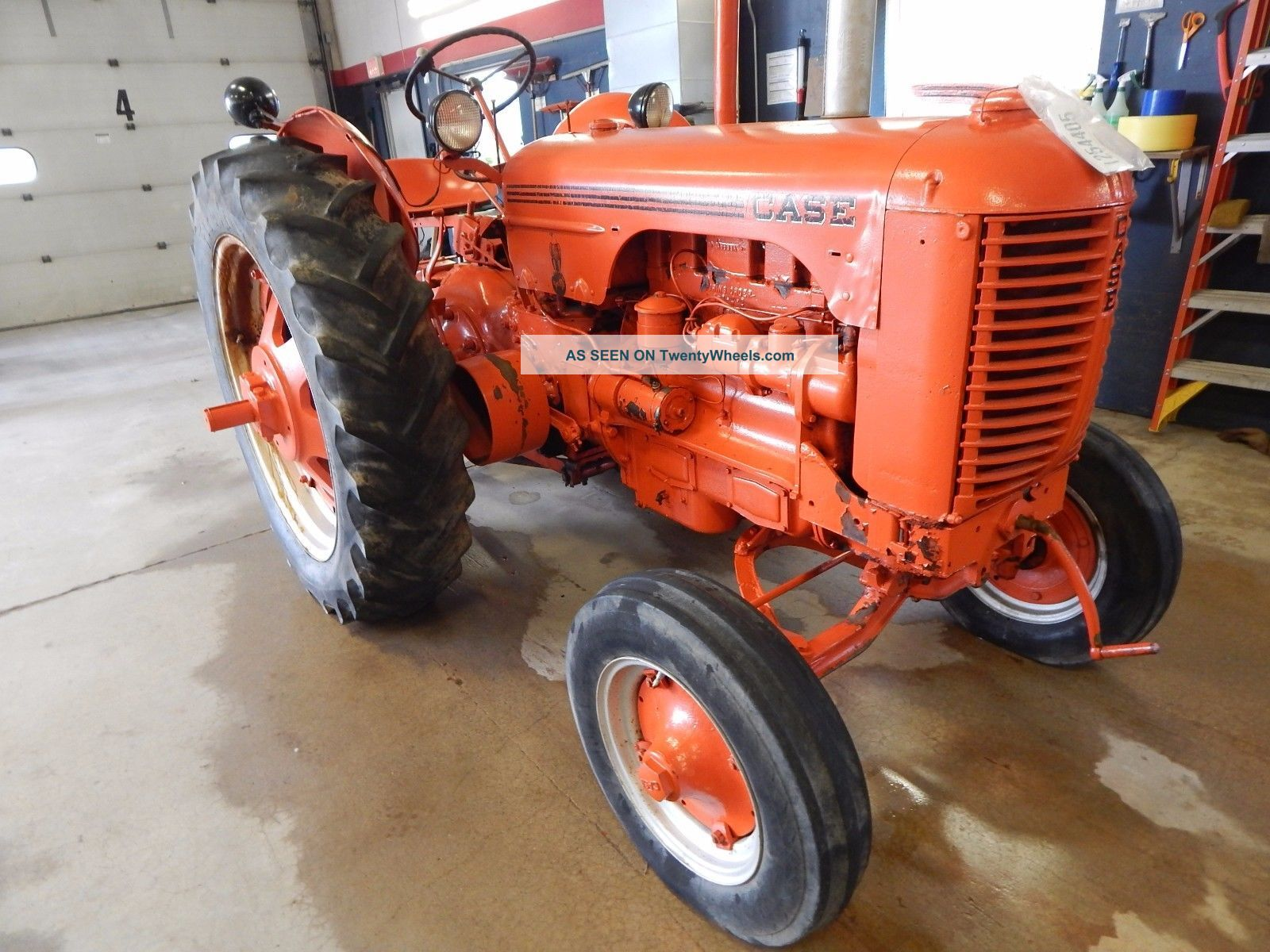 1952 Case Dc Tractor : Case dc tractor pictures to pin on pinterest daddy