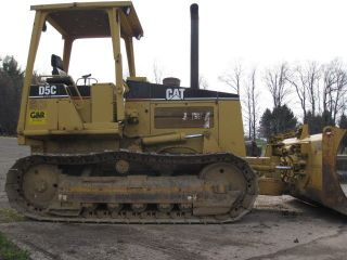 Cat D5c Series Iii Dozer photo