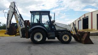 Terex 860 4wd Backhoe With Heated Cab - Finance Available. . . photo
