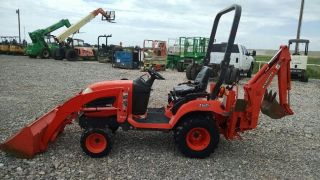 2012 Kubota Bx25 Open Cab photo