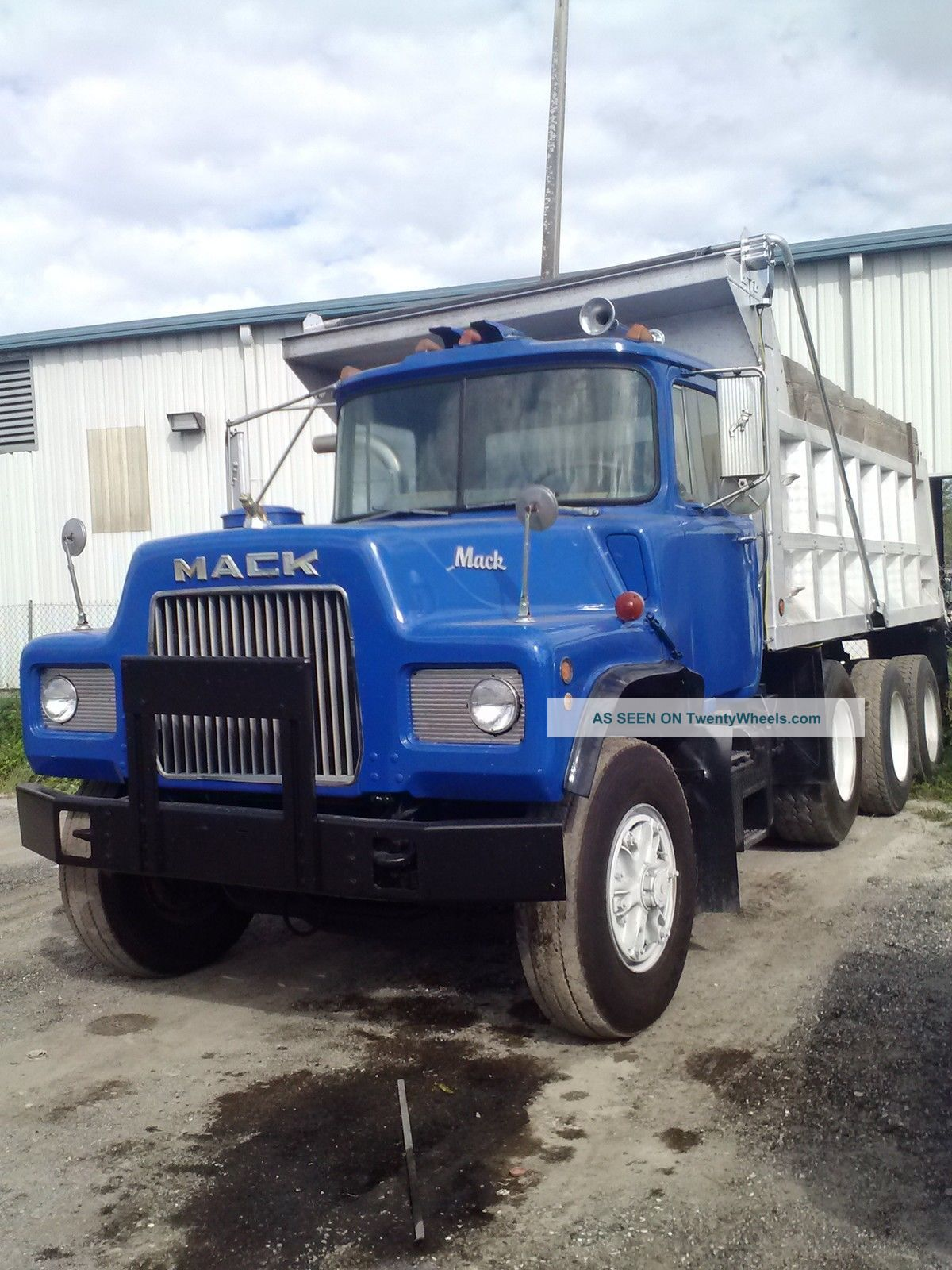 1979 Mack Tractor Truck : Mack dm