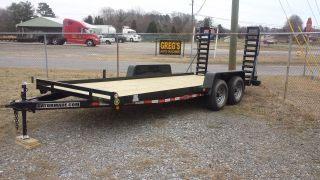 2016 20 ' 10400 Gator Made Car,  Utility,  Equipment Trailer photo