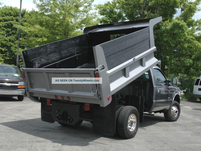 ford xl  dump truck