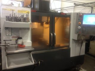 Cnc Hass Vf - 2 photo