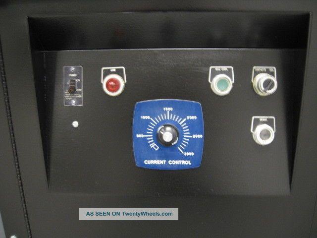 Magnaflux Magnetic Particle Wet Bench Unit With Demag Ndt