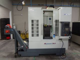 Kitamura Mycenter 2xif (2005) Vertical Machining Center photo