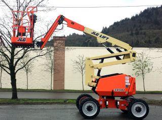 Jlg 340aj Boom Lift Genie Z34.  Lease / Finance $899 Per Month photo