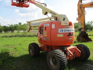 2011 Jlg 450aj Boom Lift photo