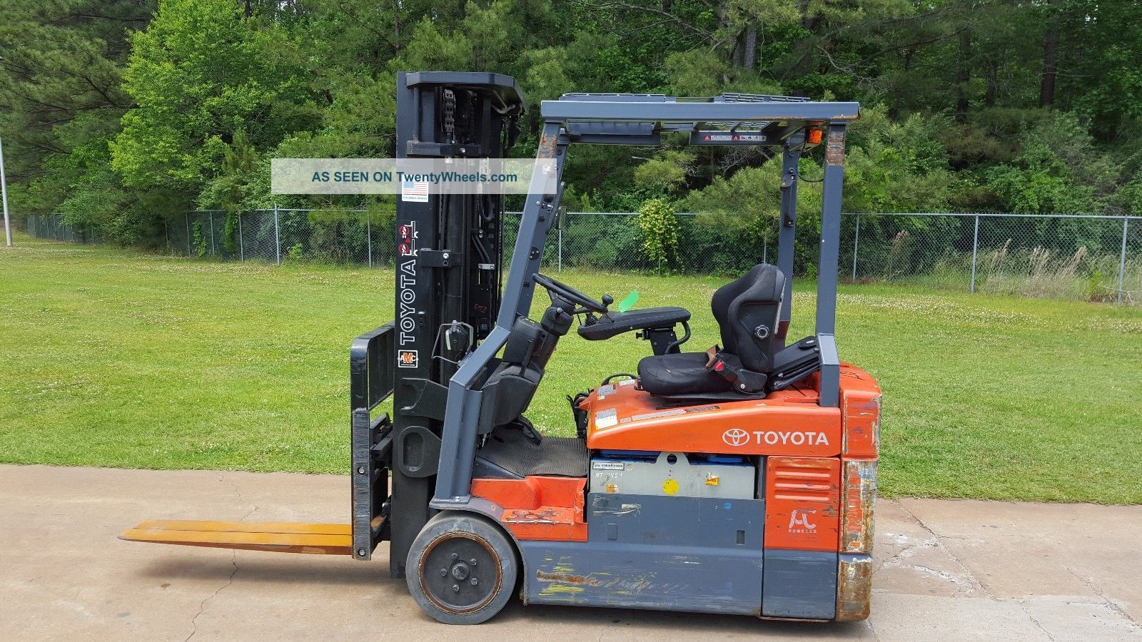 Toyota Electric Forklift Lever Layout : Toyota electric forklift lever layout pictures to pin on