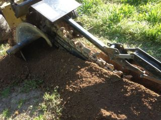 Vermeer Trencher Attachment Tr23 photo