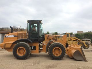 2007 Case 621e Wheel Loader; Good Condition; 3836 Hrs photo