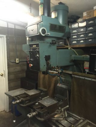 Cnc 3axis Mill photo