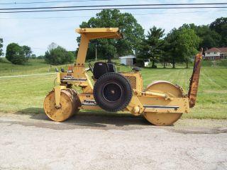 2000 Ferguson 46a Diesel Asphalt/stone Roller W/tow Pac