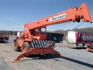 Crane Terrain Bantam S - 627 Koeh 1982 photo