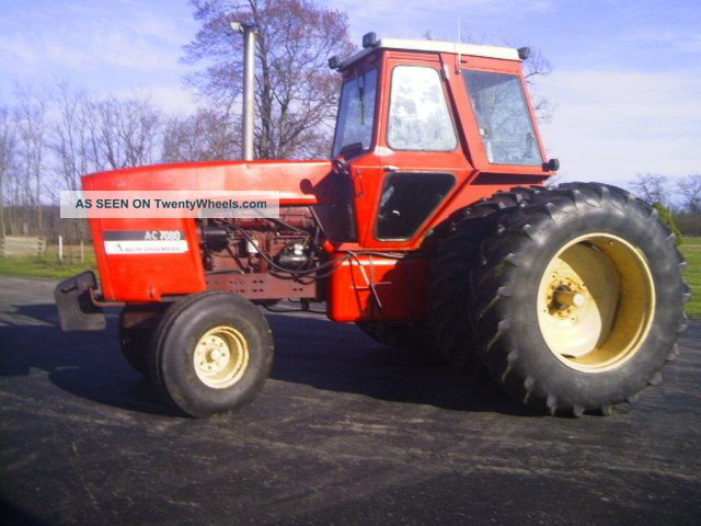 Allis Chalmers Tractor Clip Art : Allis chalmers tractor equipment pictures to pin on