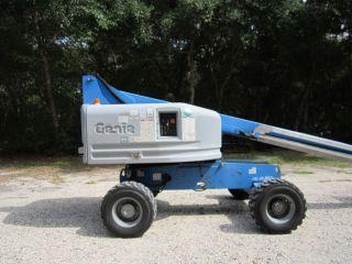 2006 Genie S 40 Ariel Lift 2310 Hours Telescopic Lift photo