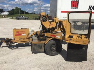 Rayco 1642m Tow Behind 1997 Stump Grinder photo