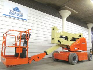 2007 Jlg E400a Manlift,  Articulating Boom,  40 ' Lift,  Genie Z34/22,  Aerial E450a photo