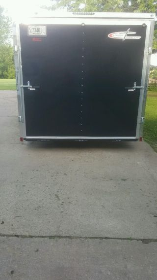 Enclosed Trailer photo
