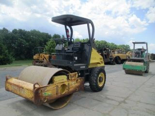 2006 Bomag Bw145d - 3 Smooth Double Drum Roller Compactor,  Only 2216 Hrs photo