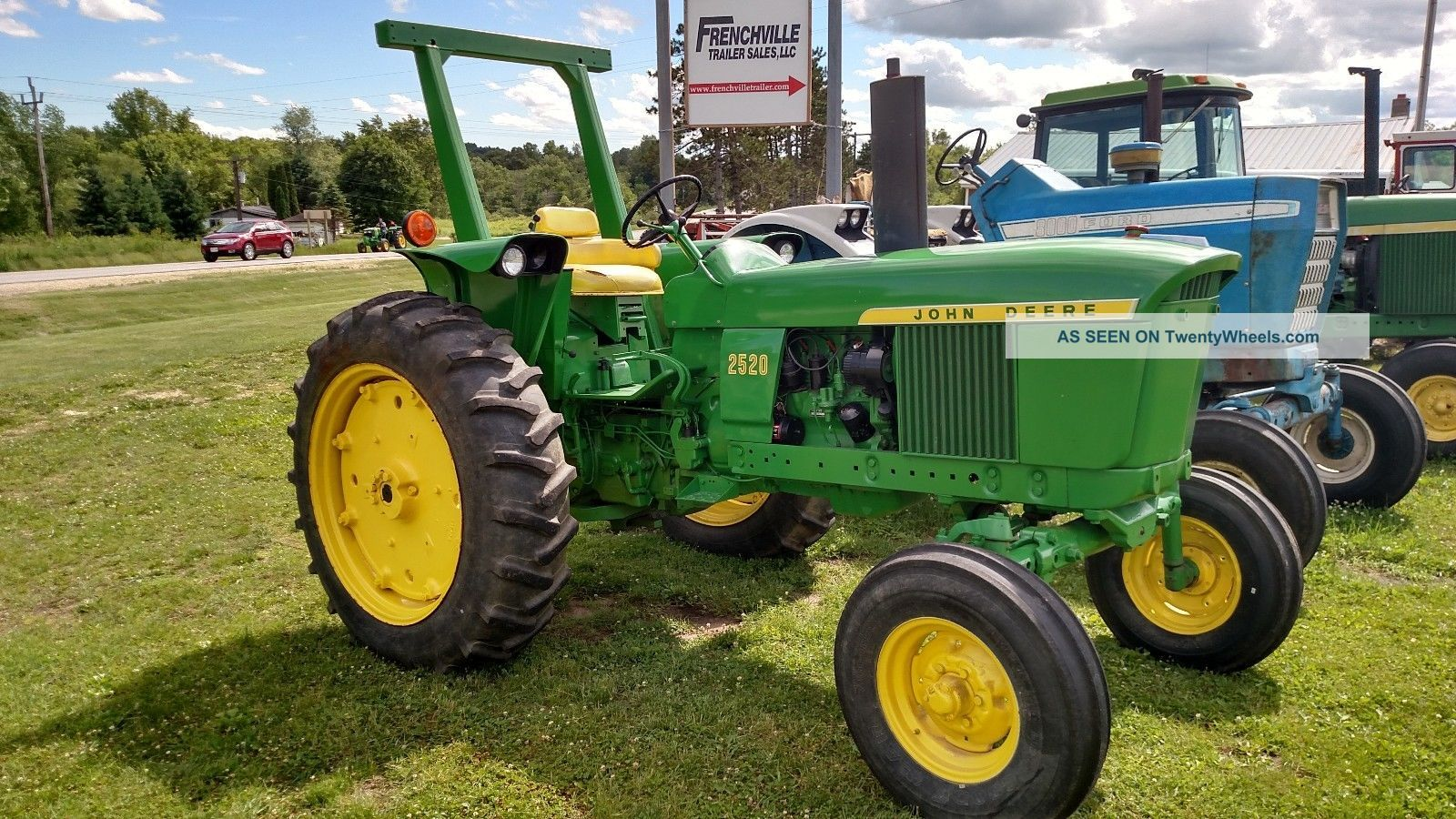 Towingaurorail moreover Equipment Leasing together with Farm Trailer ATV Trailer Cartrailer in addition 37920 1972 john deere 2520 tractor further Youve Got To See This Peterbilt Semi Truck Drag Race. on tractor dump trailers