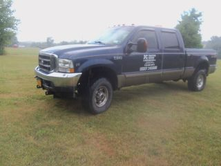 2002 Ford F350 Duty photo
