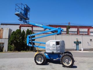 2005 Genie Z45/25 Boom Lift - 4wd - Diesel photo