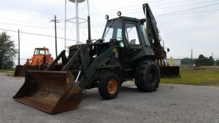 1992 Case 680l Backhoe - Very. . .  Finance Available. . . photo