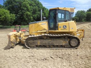 John Deere 750j Dozer Dozers photo