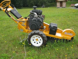 Bandit Brand Stump Grinder photo