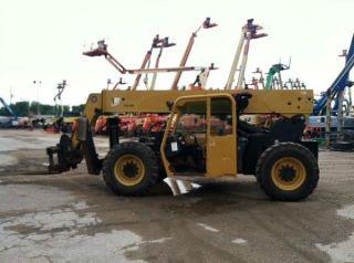 2008 Cat Tl943 Telescopic Forklift 9,  000lbs Lift Cap 43 ' Lift Height photo