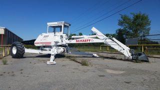 Schaeff Hs40c Walking Muck Crab Excavator - Finance Available. . . photo