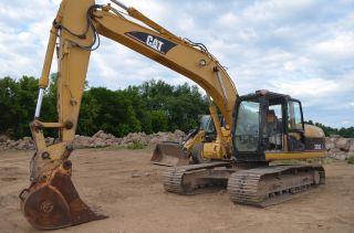2006 Catepillar 320c L Track Excavator photo